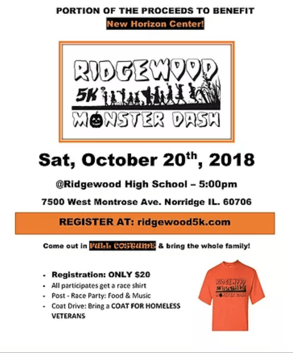 Ridgewood Monster Dash