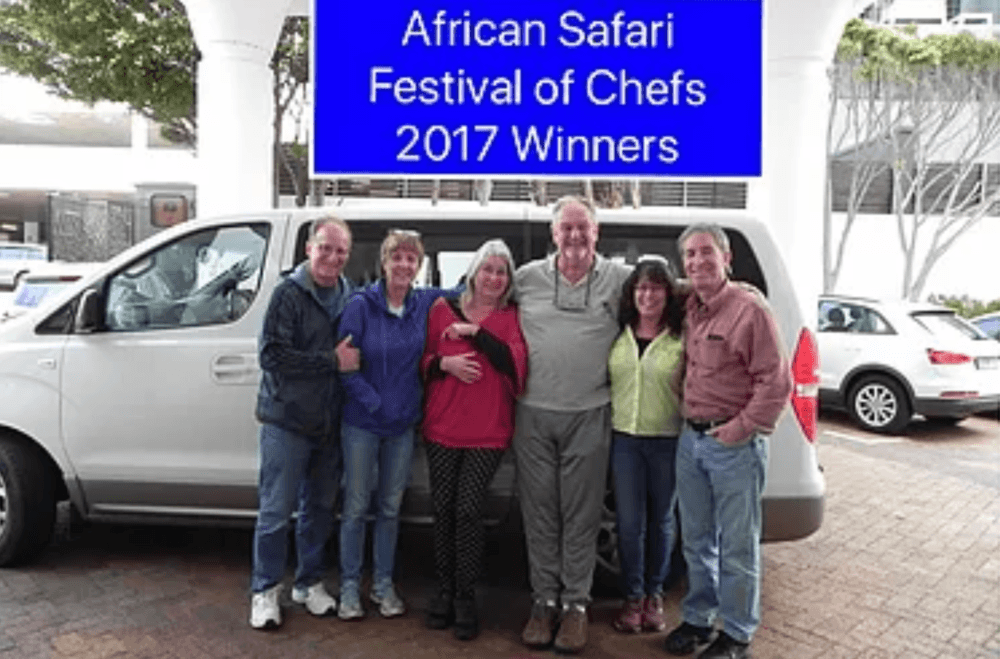 African Safari Festival of Chefs 2017 Winners